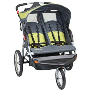 Baby Trend Double Jogging Stroller